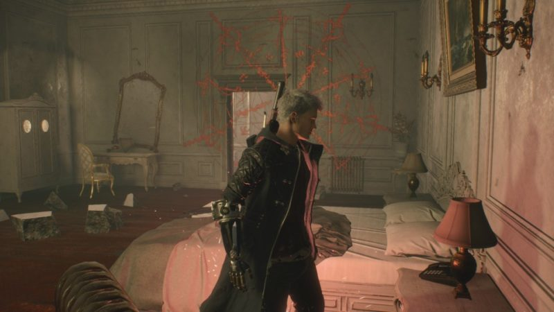 devil may cry 5 - mission 2 qliphoth tips
