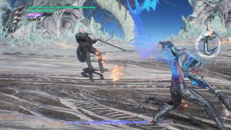 devil may cry 5 mission 20 use nero