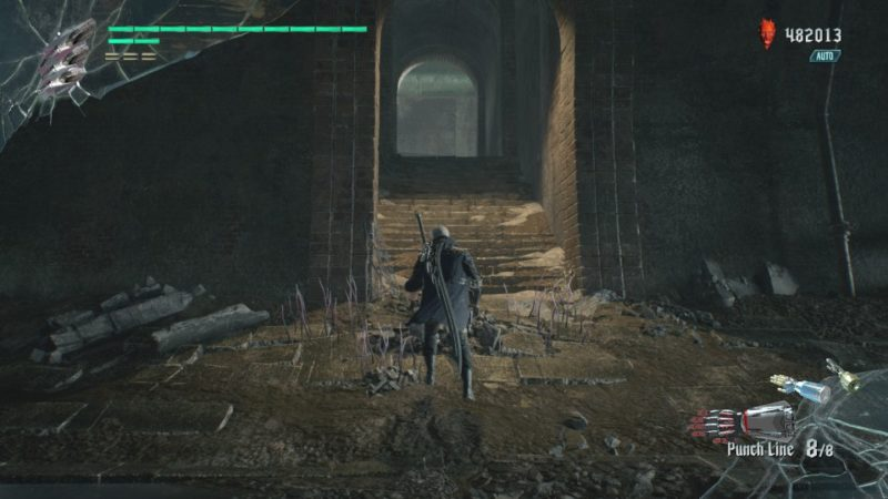 devil may cry 5 - mission 3 flying hunter guide