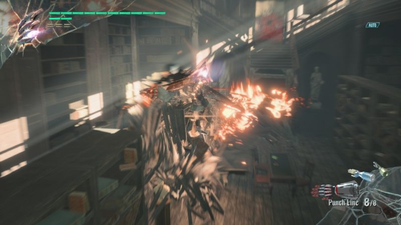 devil may cry 5 - mission 3 flying hunter walkthrough tips and guide