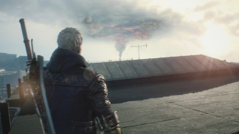 devil may cry 5 - mission 3