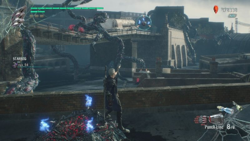 devil may cry 5 - mission 3 tips and guide