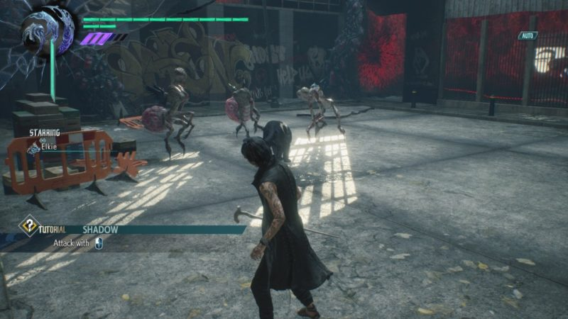 devil may cry 5 - mission 4 guide and tips