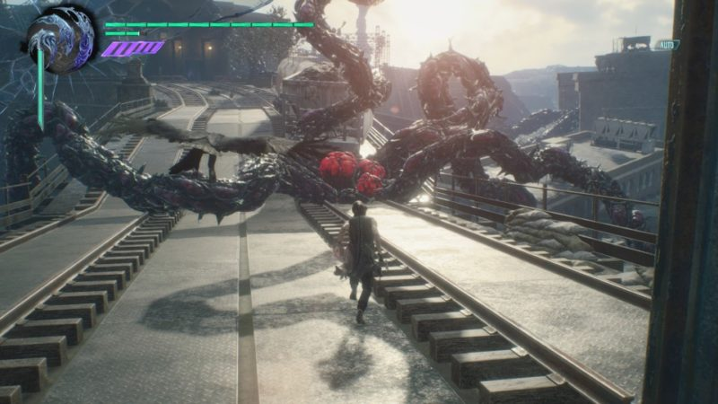 devil may cry 5 - mission 4 walkthrough tips