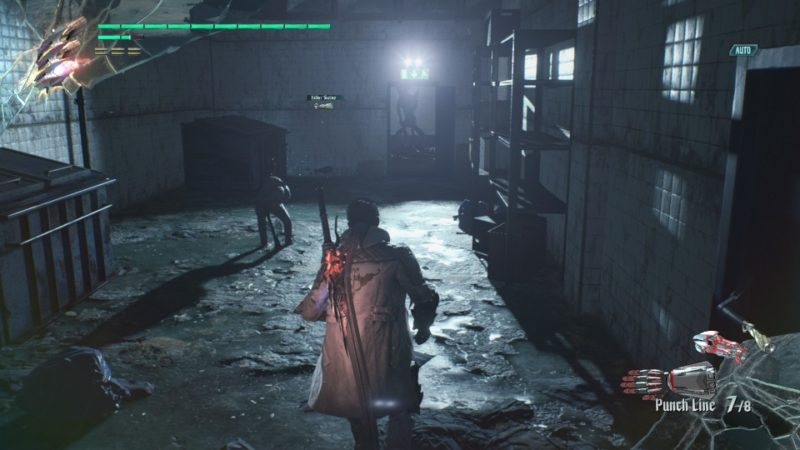 devil may cry 5 - mission 7