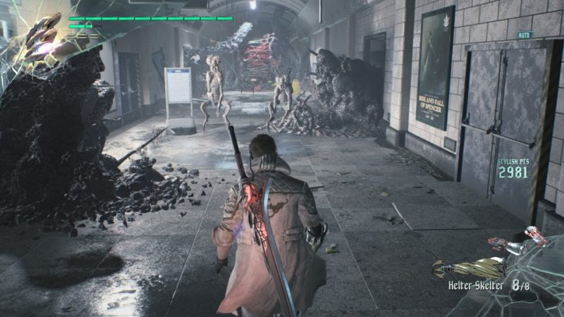 devil may cry 5 - mission 7 guide
