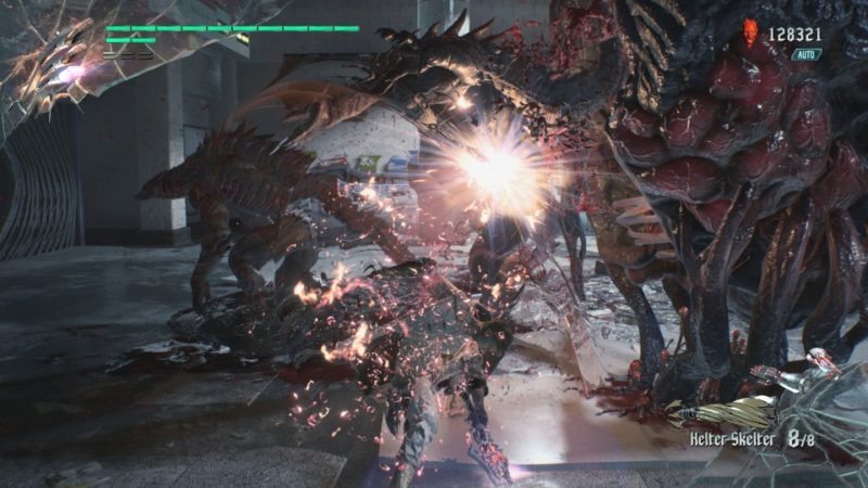 devil may cry 5 - mission 7 quest guide
