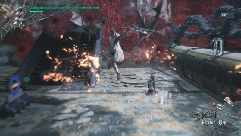 devil may cry 5 - mission 7 united front quest walkthrough