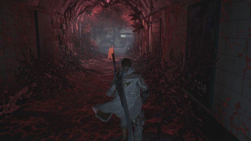 devil may cry 5 - mission 7 walkthrough