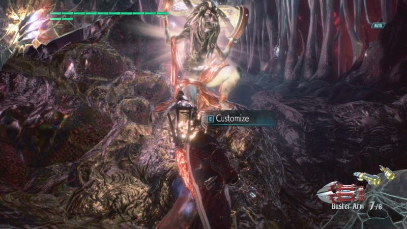 devil may cry 5 mission 8 demon king quest