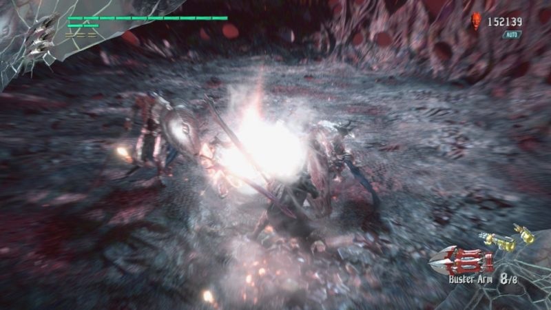 devil may cry 5 mission 8 demon king quest tips