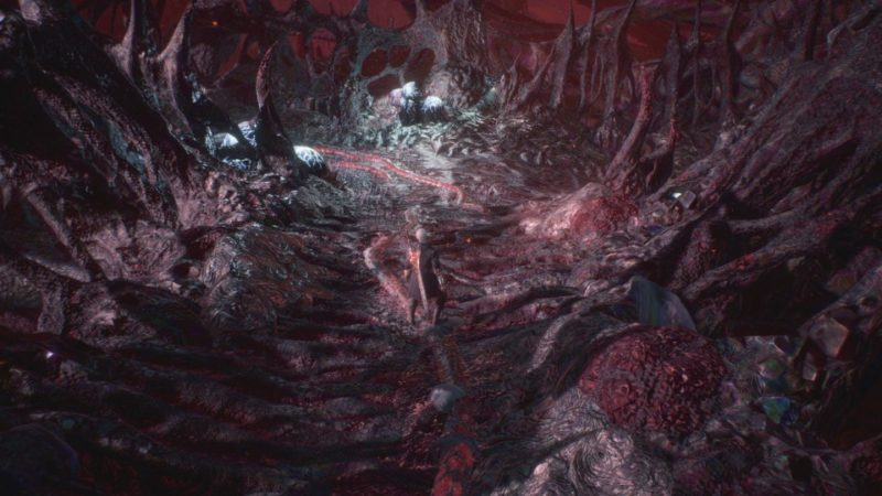 devil may cry 5 mission 8 demon king walkthrough guide