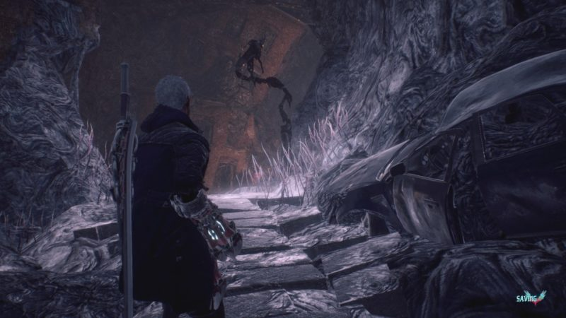 devil may cry 5 mission 8 guide and walkthrough