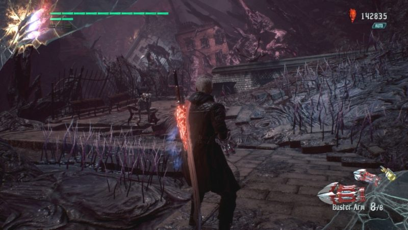 devil may cry 5 mission 8 quest