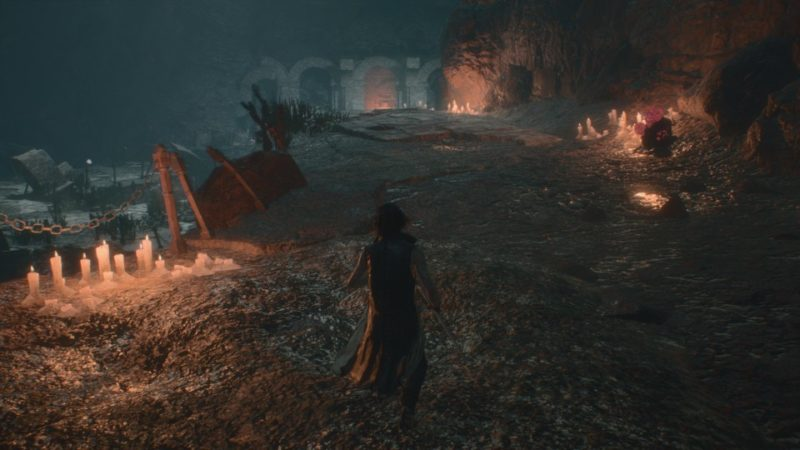 devil may cry 5 - mission 9 guide tips
