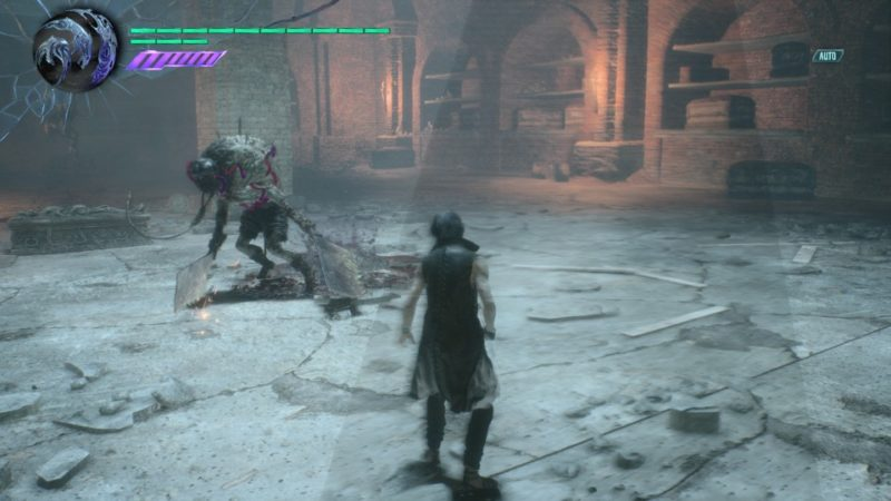 devil may cry 5 - mission 9 tips