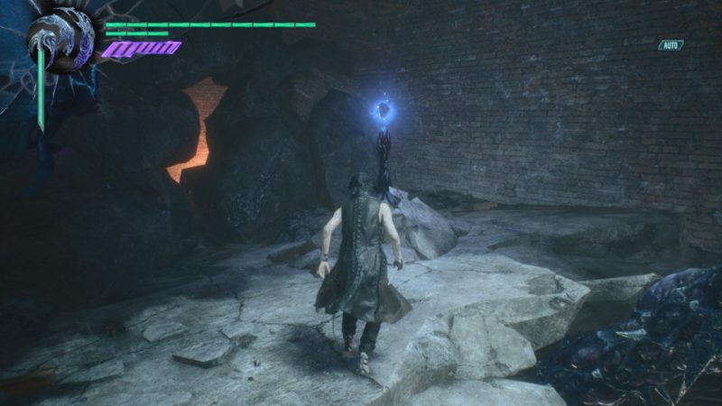 devil may cry 5 - mission 9 walkthrough guide