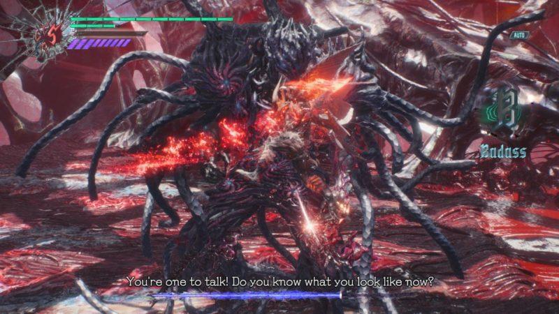 dmc 5 mission 12 urizen boss fight