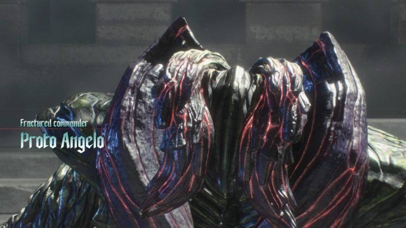 dmc 5 - mission 7 boss fight
