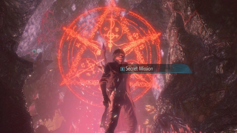 dmc 5 secret missions tips
