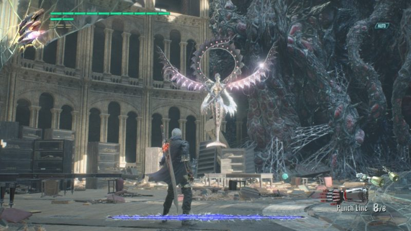 dmc5 - mission 3 flying hunter guide and tips