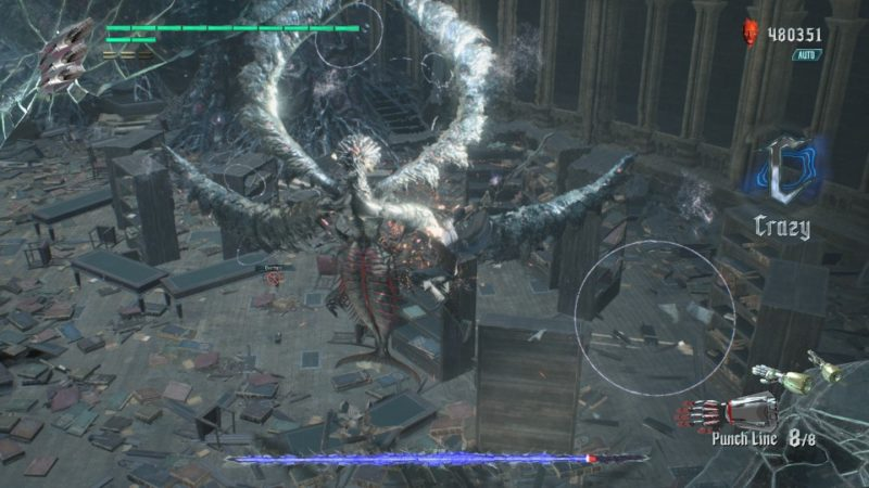 dmc5 - mission 3 flying hunter quest guide