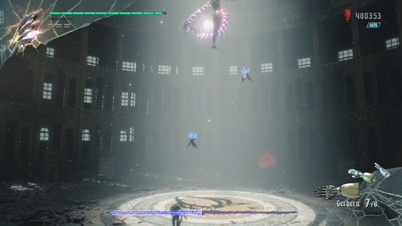 dmc5 - mission 3 flying hunter walkthrough tips and guide