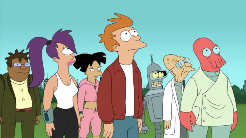 top tv shows like rick and morty