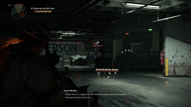 mission walkthrough - the division 2 - jefferson trade center