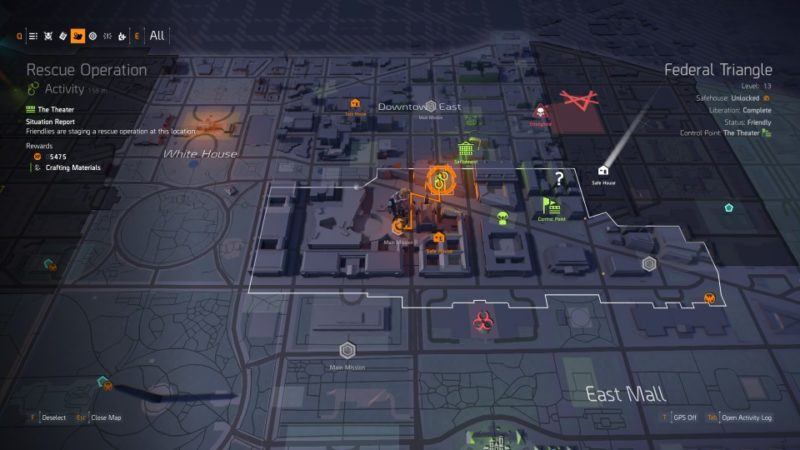 Rescue Operation - The Division 2 Wiki And Guide