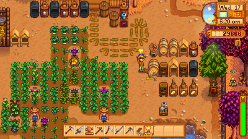 Stardew Valley: How To Brew Beer In This Game - Ordinary