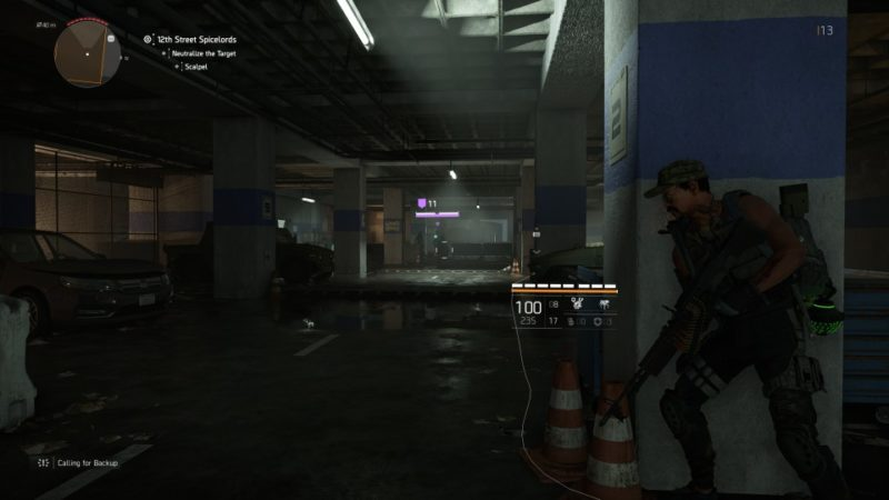 the division 2 - 12th street spicelords bounty guide