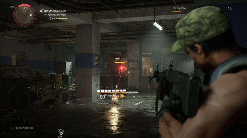 the division 2 - 12th street spicelords bounty mission