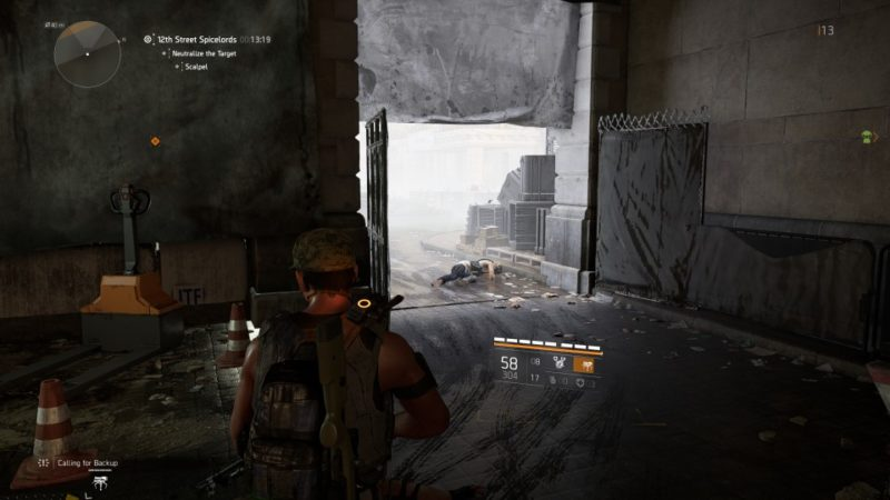 12th Street Spicelords Bounty - The Division 2 Walkthrough