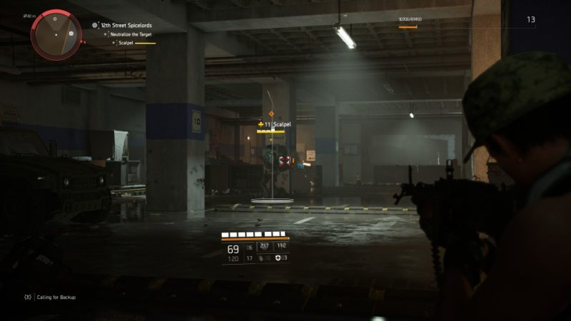 the division 2 - 12th street spicelords mission walkthrough