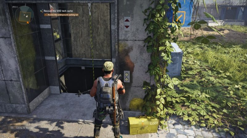 the division 2 - agent brooks support guide