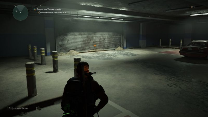 the division 2 - agent brooks support mission guide