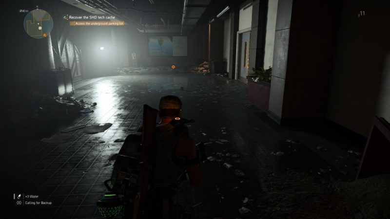 the division 2 - agent brooks support quest