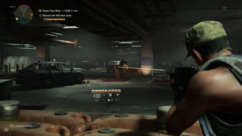 the division 2 - agent brooks support quest guide