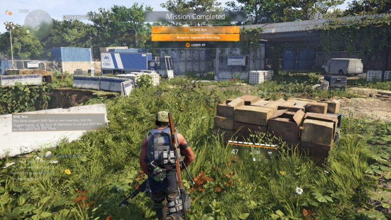 the division 2 - agent brooks support tips