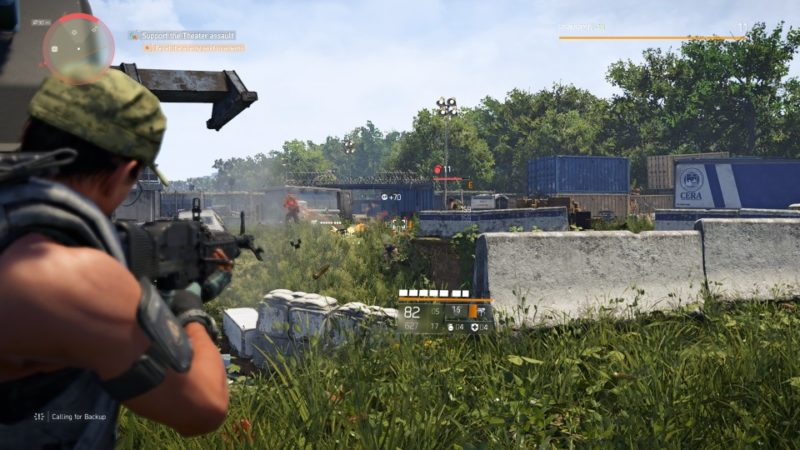 the division 2 - agent brooks support walkthrough tips