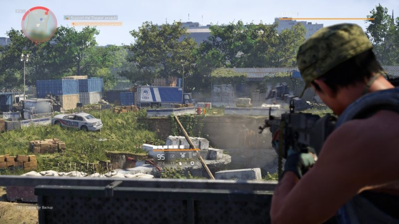 the division 2 - agent brooks support wiki