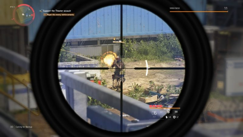 the division 2 - agent brooks support wiki guide
