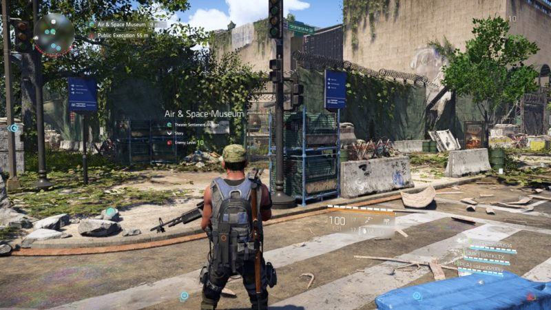 the division 2 - air and space museum guide