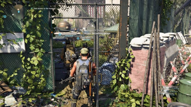the division 2 - air and space museum guide and tips