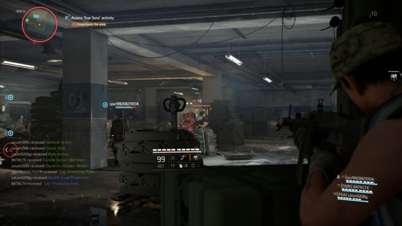 the division 2 - air and space museum quest walkthrough