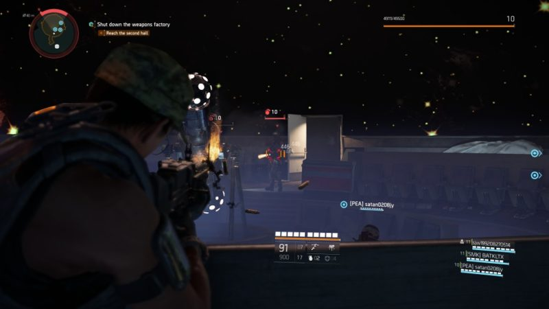 the division 2 - air and space museum walkthrough wiki