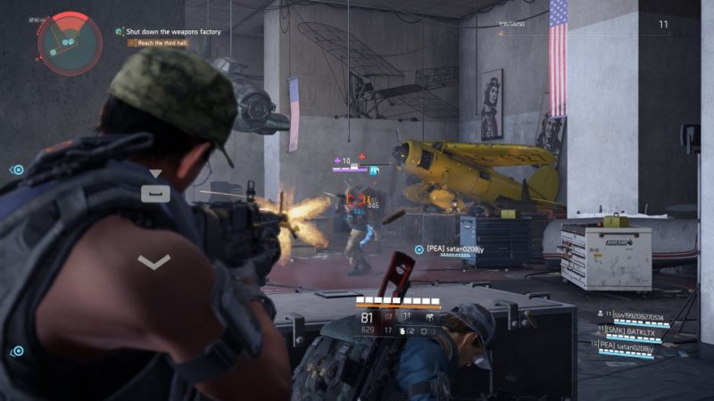 the division 2 - air and space museum wiki