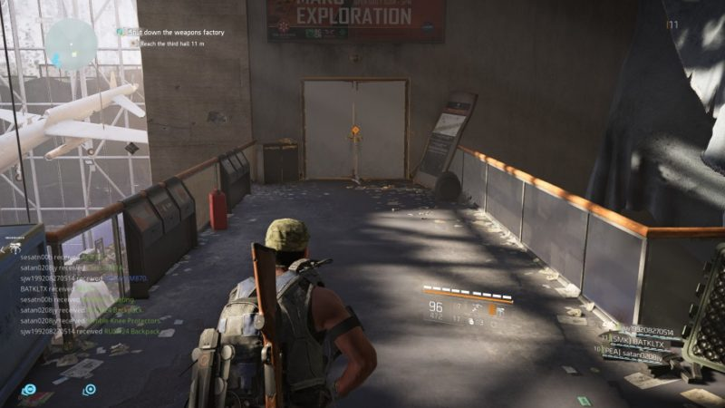 the division 2 - air and space museum wiki and guide