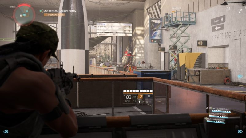 the division 2 - air and space museum wiki guide tips